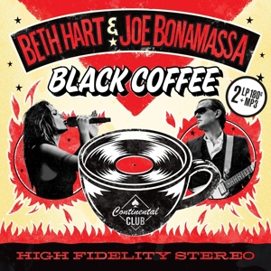 HART, BETH & JOE BONAMASS-BLACK COFFEE -COLOURED-
