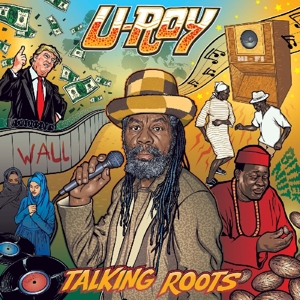 U-ROY-TALKING ROOTS