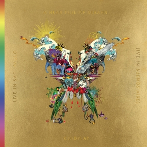COLDPLAY-LIVE IN BUENOS.. -CD+DVD-