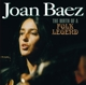 BAEZ, JOAN-BIRTH OF A FOLK LEGEND