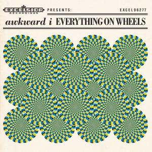 AWKWARD I-EVERYTHING ON WHEELS -LP+CD-