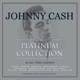 CASH, JOHNNY-PLATINUM COLLECTION // RED COLOURED VINYL -COLOURE
