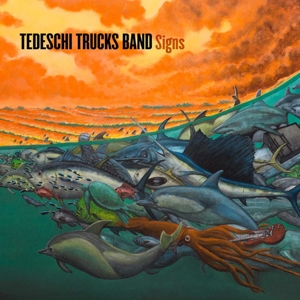 """TEDESCHI TRUCKS BAND-SIGNS -LP+7""""-"""