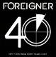 FOREIGNER-40 -REMAST-