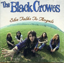 BLACK CROWES-SHE TALKS TO ANGELS LIVE