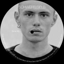 SCHWEFELGELB-DAHINTER DAS GESICHT