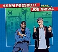 PRESCOTT, ADAM-ADAM PRESCOTT MEETS JOE ARIWA