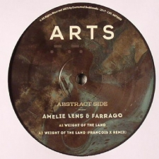 LENS, AMELIE-WEIGHT OF THE LAND