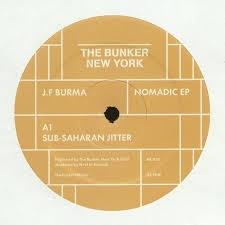 BURMA, J.F.-NOMADIC EP