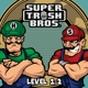 SUPER TRASH BROS-LEVEL 1-2