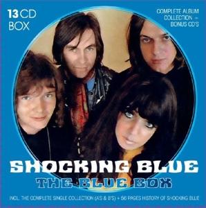 SHOCKING BLUE-BLUE BOX