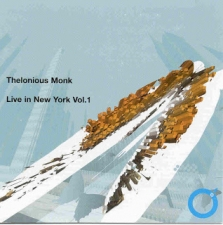 MONK, THELONIOUS-LIVE IN NEW YORK 1