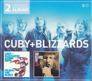 CUBY & BLIZZARDS-PRAISE THE BLUES