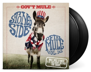 GOV'T MULE-STONED SIDE OF THE MULE..