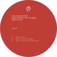 SOLOMON, LUKE-LIGHT YOU UP