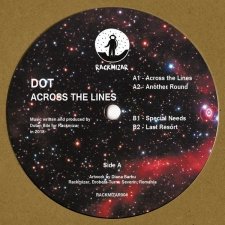 DOT-ACROSS THE LINES