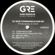 DJ SCSI-COMMUNICATION EP