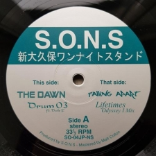 S.O.N.S.-SHIN-OKUBO ONE NIGHT STAND