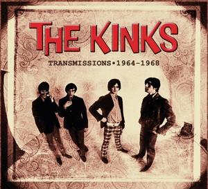 KINKS-TRANSMISSIONS 1964-1968