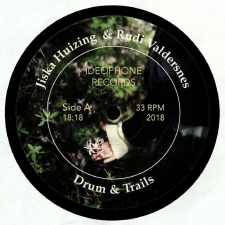 HUIZING, JISKA / RUDI VALDERSNES-DRUM & TRAIL...