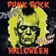 VARIOUS-PUNK ROCK HALLOWEEN - LOUD, FAST &