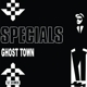 SPECIALS-GHOST TOWN -COLOURED-