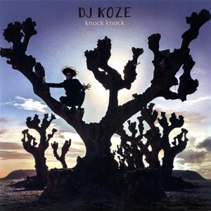 "DJ KOZE-KNOCK KNOCK -LP+7""-"