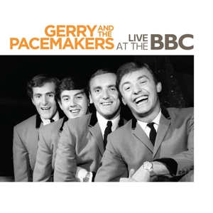 GERRY & THE PACEMAKERS-LIVE AT THE BBC -DIGI-