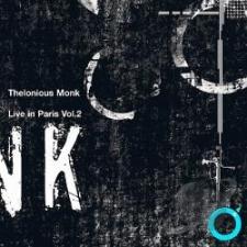 MONK, THELONIOUS-LIVE IN PARIS 2
