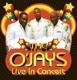 O'JAYS-LIVE IN CONCERT -CD+DVD-
