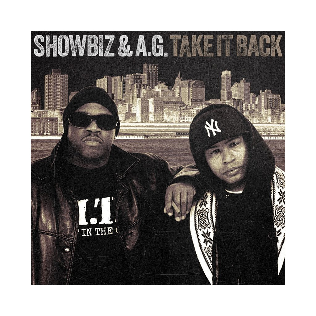 SHOWBIZ & AG-TAKE IT BACK