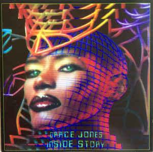JONES, GRACE-INSIDE STORY
