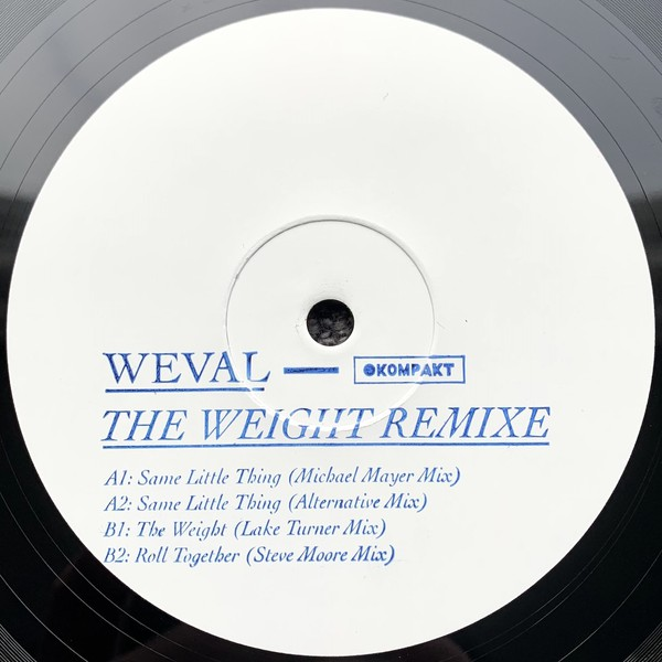 WEVAL-WEIGHT REMIXES