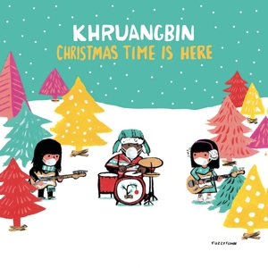 KHRUANGBIN-CHRISTMAS TIME IS HERE (LTD RED COL