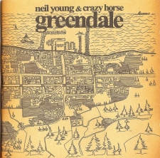 YOUNG, NEIL-GREENDALE -CD+DVD-