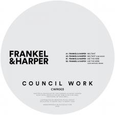 FRANKEL & HARPER-MILITANT EP