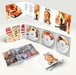 MINOGUE, KYLIE-GOLDEN - IN CONCERT // 2CD+DVD (NTSC REGION 0) -