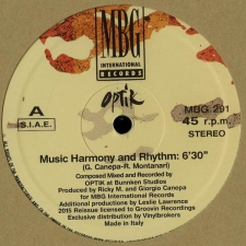 OPTIK-MUSIC HARMONY AND RHYTHM