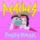 PEACHES-PUSSY MASK