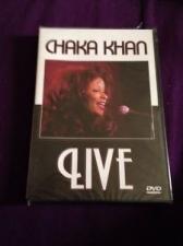 KHAN, CHAKA-LIVE