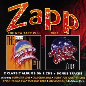 ZAPP-NEW ZAPP IV U/ VIBE -DELUXE-