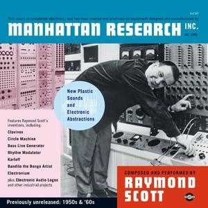 SCOTT, RAYMOND-MANHATTAN RESEARCH.. -HQ COLORED-