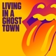 ROLLING STONES-LIVING IN A GHOST TOWN / ORANGE VINYL 1-TRACK 10