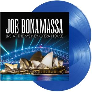 BONAMASSA, JOE-LIVE AT THE SYDNEY OPERA HOUSE -COLOURED- -BLUE-