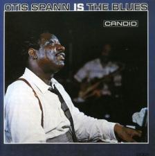 SPANN, OTIS-IS THE BLUES -HQ-