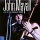 MAYALL, JOHN-LIVE AT THE MARQUEE 1969 -DIGI-