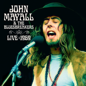 MAYALL, JOHN-LIVE AT THE MARQUEE/ 180GR./ CLEAR VINYL -COLOURED