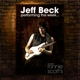 BECK, JEFF-LIVE AT RONNIE SCOTTS JAZZ CLUB