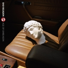 BAD RELIGION-AGE OF UNREASON/ CLEAR VINYL/ 18...