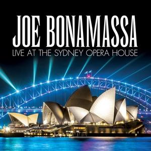 BONAMASSA, JOE-LIVE AT THE SYDNEY OPERASYDNEY OPERA HOUSE